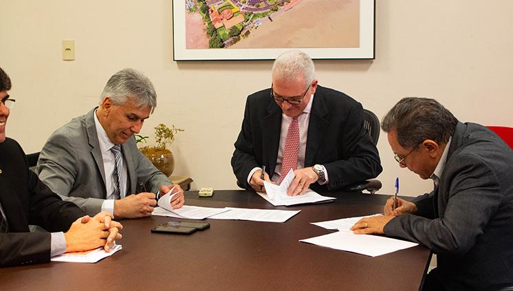 Ministério Público firma Acordo de Cooperação Técnica com a UFPA