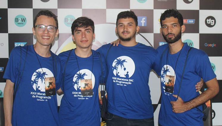 UFPA conquista o melhor resultado em nove anos na final brasileira da Maratona de Programação
