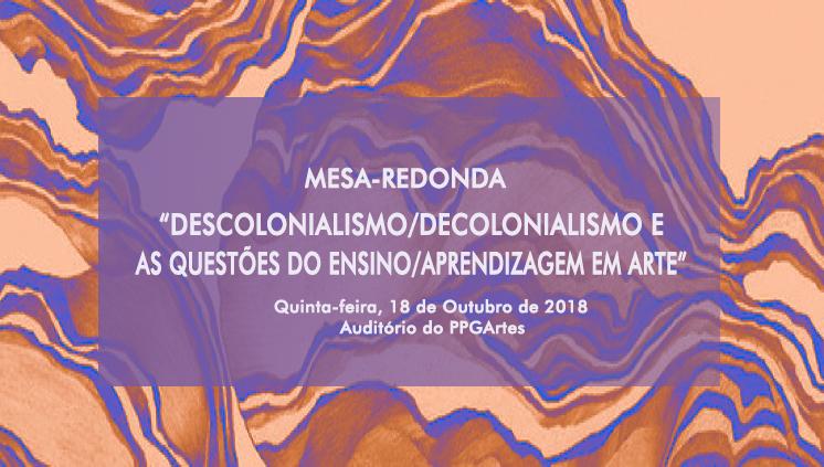 Grupo de pesquisa debate colonialismo e as questões do ensino/aprendizagem em Arte