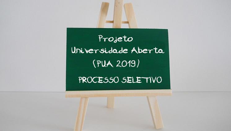 Projeto Universidade Aberta inscreve para curso pré-vestibular gratuito