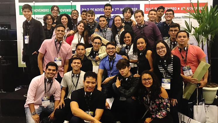 UFPA fica em 5º lugar na V edição do Desafio Acadêmico em Composites