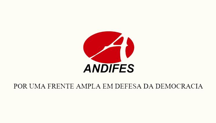 """Andifes se manifesta em prol da """"Educação para a Democracia e o Desenvolvimento"""""""
