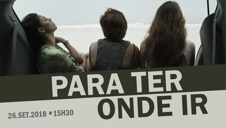 """Longa """"Para ter onde ir"""", de Jorane Castro, será exibido gratuitamente na UFPA"""
