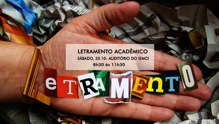 """Projeto promove """"Letramento Acadêmico"""" que busca ampliação da escrita e da oralidade"""