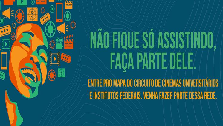 Andifes e RNP lançam chamada para ampliação do Cinemas em Rede
