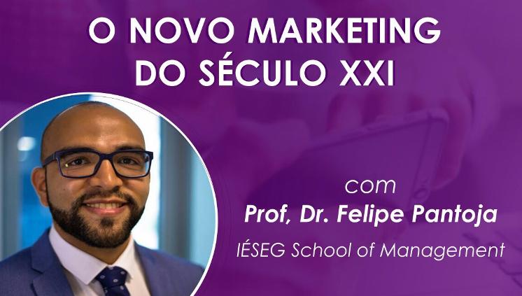 UFPA recebe palestra sobre Marketing com professor de escola francesa