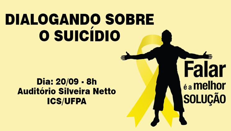 """No mês do """"setembro amarelo"""", Assistência Psicossocial promove evento """"Dialogando sobre o Suicídio"""""""